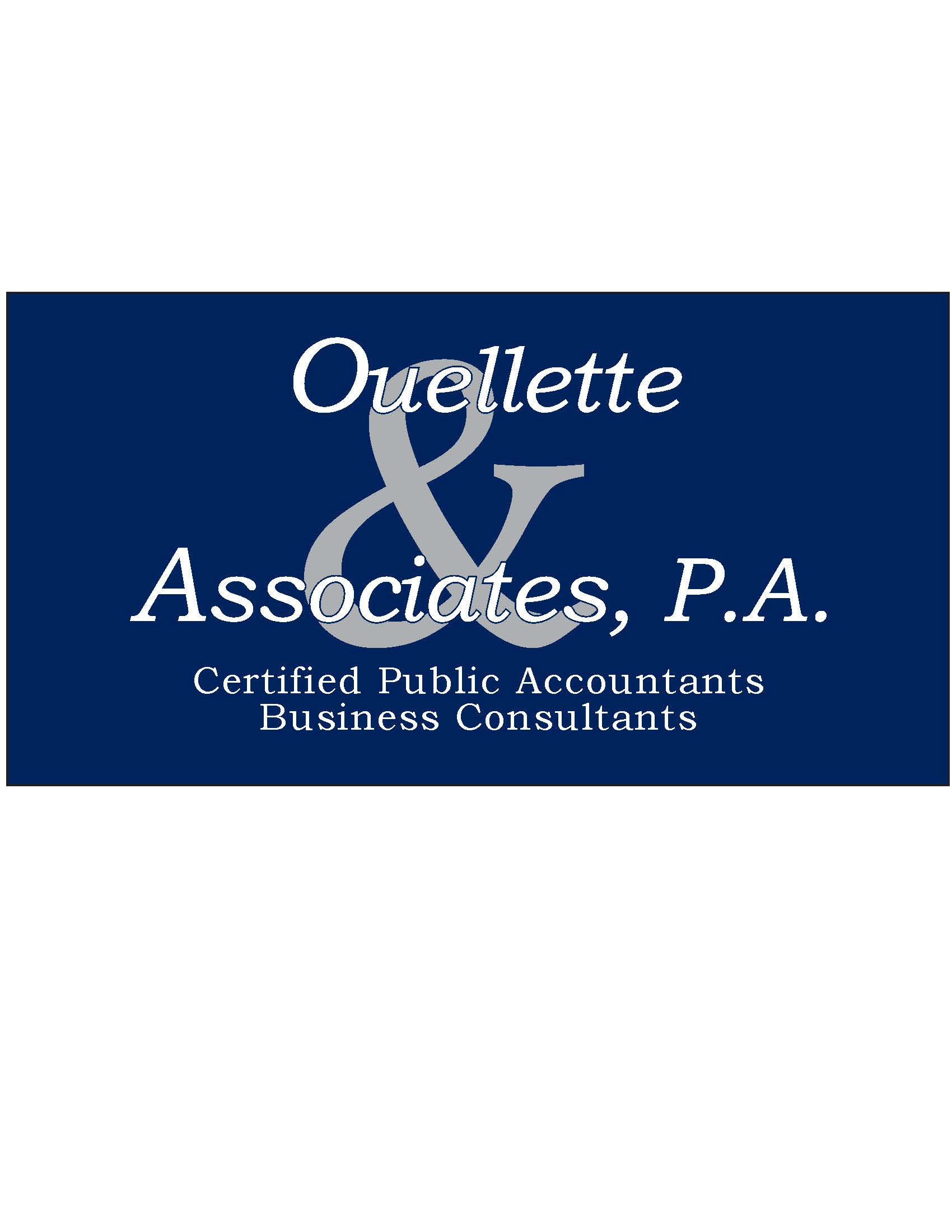 Ouellette & Associates, PA, CPAs